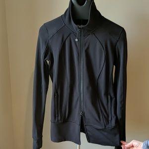 Lululemon Black Jacket Size 8